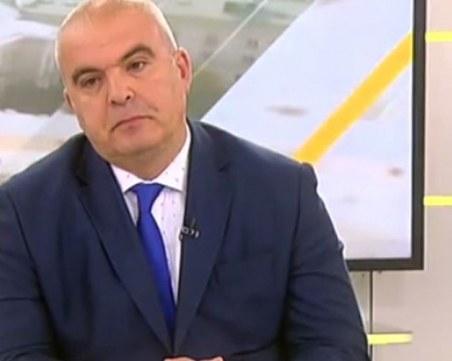 Депутат от ГЕРБ: Гражданите трябва да ги е страх от служебен кабинет