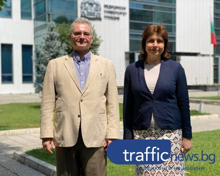 Медицински университет-Пловдив си партнира успешно с Университета в Тенеси