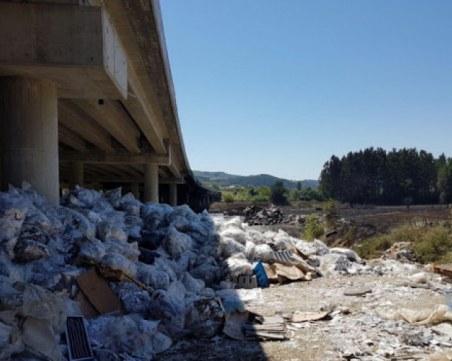 Прокуратурата: Кметът на Дупница не е изпълнил задълженията си за боклука под АМ