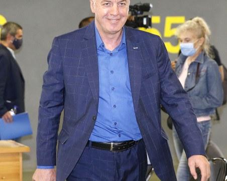 Сираков: С общи усилия ще накараме Левски да лети