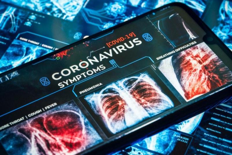 Откриха нов симптом на коронавируса