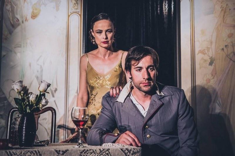 Ивайло Захариев и Йоана Буковска с представление в Пловдив