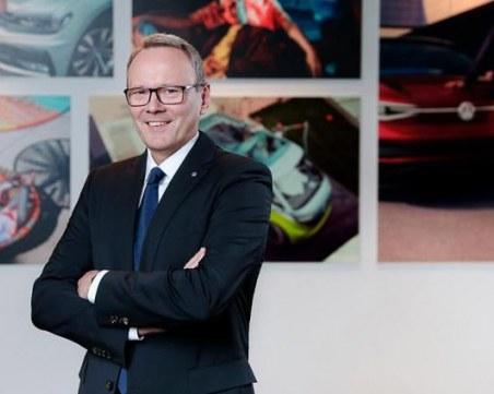 Фолксваген: Ще инвестираме над 4 милиарда евро в китайския пазар