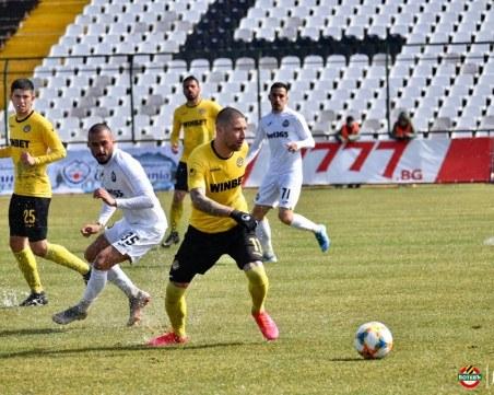 Славия спря Ботев за Лига Европа