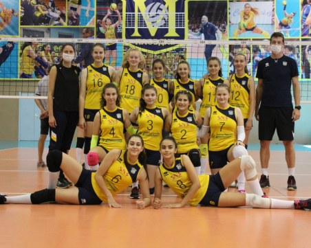 Марица спечели регион Тракия при 13-годишните