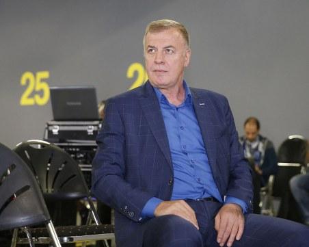 Наско Сираков: Няма да ни бият като тъпан