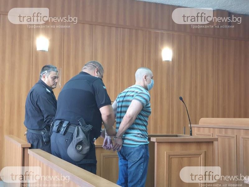 Здравко Дечкин, подсъдим за убийство преди 10 години, не признава вина