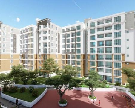Последна възможност за промоционална покупка на жилище в един от най- модерните комплекси в Пловдив
