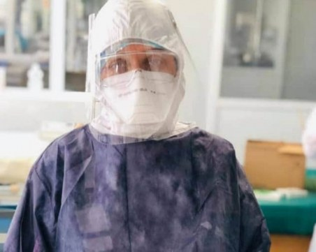Лекар в ОАИЛ: Мечтая си болните да могат да дишат, а с тях и ние да си поемем дъх