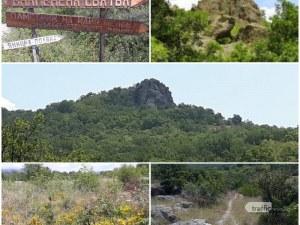 На 50 км от Пловдив: Скален феномен дарява с деца