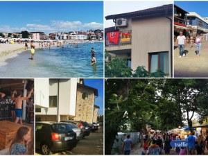 Пловдив се изнесе на Созопол, Несебър - пустее