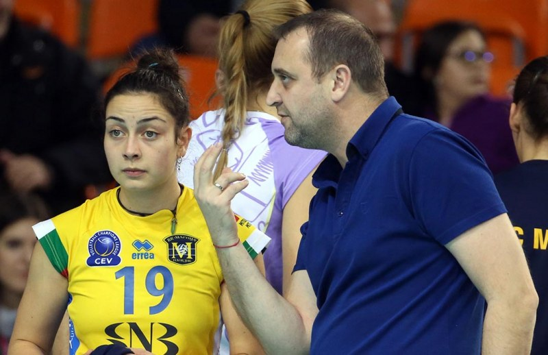 Петкратна шампионка с Марица ще играе в елитен румънски тим