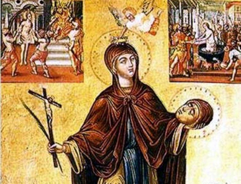 Почитаме обичана светица, красиви имена празнуват днес