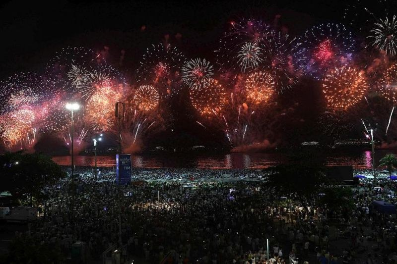 Рио де Жанейро отменя новогодишните тържества