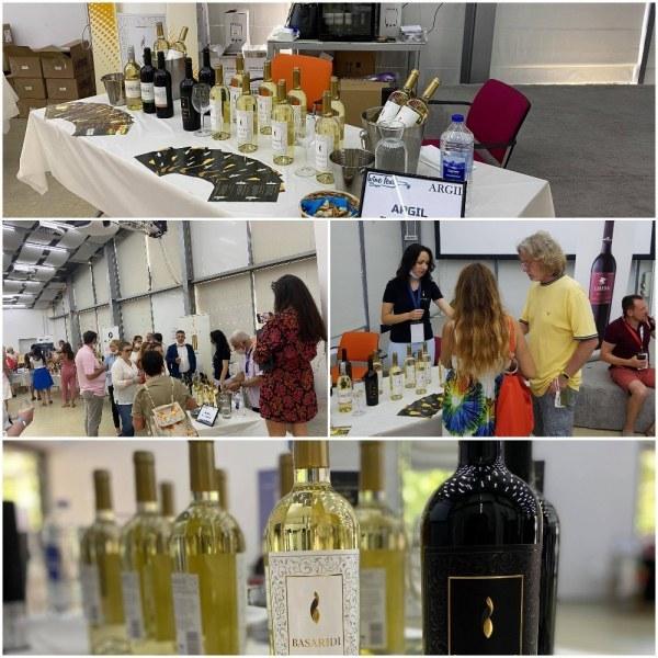 Висок клас вино от Пловдивско обра точките в Бургас