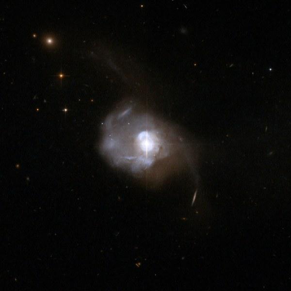 За пръв път откриха кислород в друга галактика