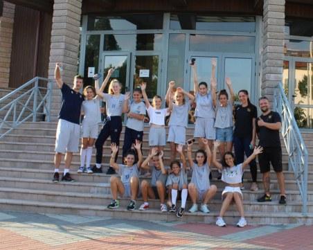 Децата на Марица вицешампионки на регион Тракия