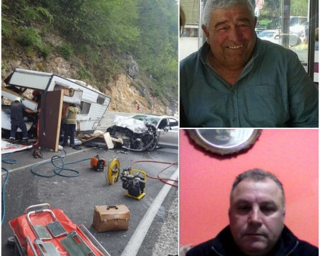 Приятели рибари са загиналите в мелето край Кричим