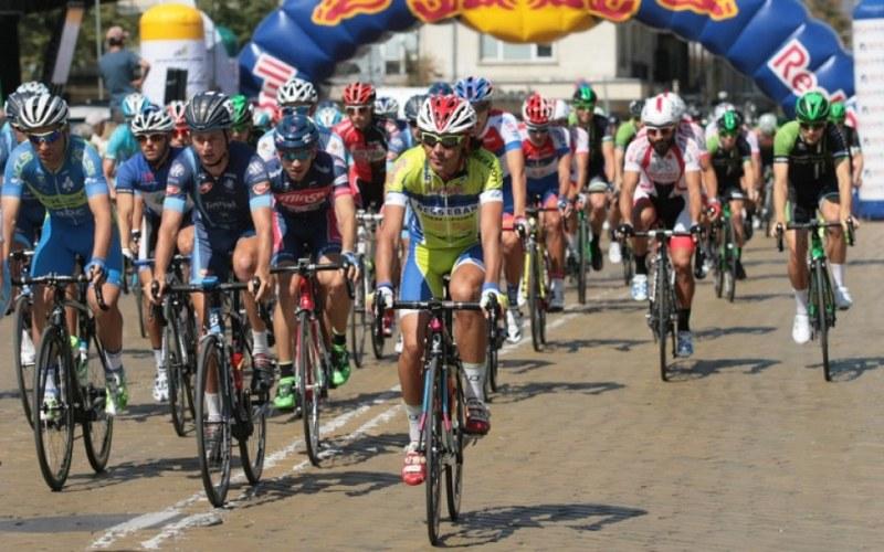 Кметът връчва жълтата фланелка в Обиколката на България днес