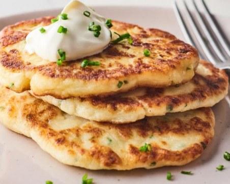 Бързо и лесно: Картофени палачинки