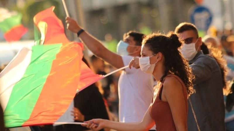 Поредна вечер на протести: Време е за промяна, не за подмяна