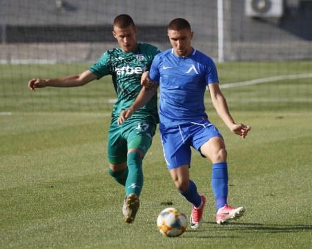 16-годишен поведе Левски към победа
