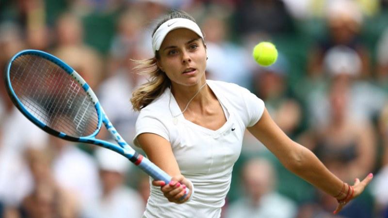 Най-добрата ни тенисистка с коронавирус