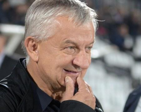 Крушарски: Ще направя стадиона и базата без нито лев печалба