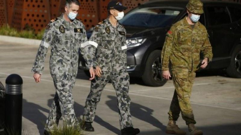 Крути мерки заради COVID-19 в Австралия! Полицейски час в Мелбърн, излизането – веднъж на ден
