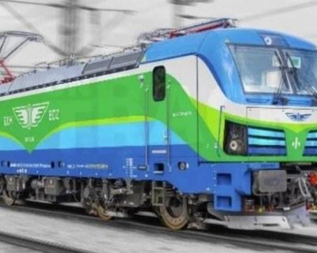 Избранa e визията за новите локомотиви на БДЖ