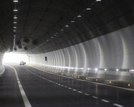 """Ограничения в тунел """"Траянови врата"""