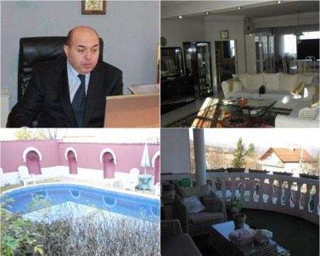 Стари дългове, нови търгове: Палатът на пловдивски бизнесмен се продава за над половин милион