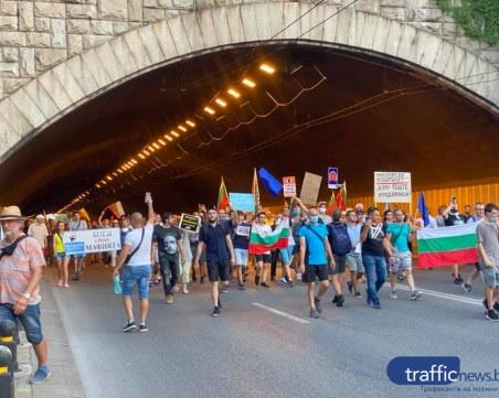 Готви се палатков лагер на основно кръстовище в Пловдив! Политически активисти стоят зад него