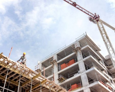 Над 20% ръст на строителството в Пловдивско в разгара на пандемията, изпревари и София