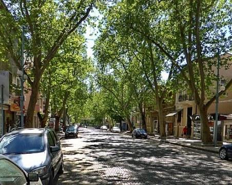 """Ще стане ли ул. """"Иван Вазов"""" в Пловдив пешеходна? Представят идеи за развитието ѝ"""