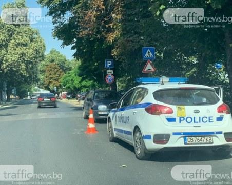 Възрастният мъж, помел пешеходка на зебра в Пловдив, карал с несъобразена скорост