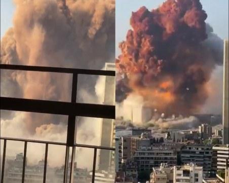 Взривът в Бейрут удари и българското консулство