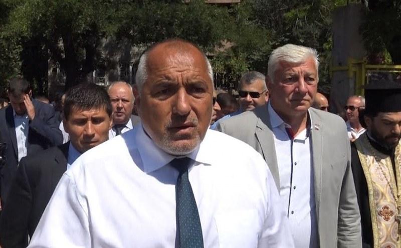 Над 4000 активисти на ГЕРБ отиват в София, Борисов ги събира на събрание