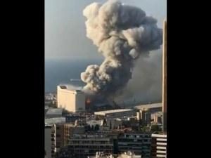Силен взрив разтърси Бейрут, ранените са десетки