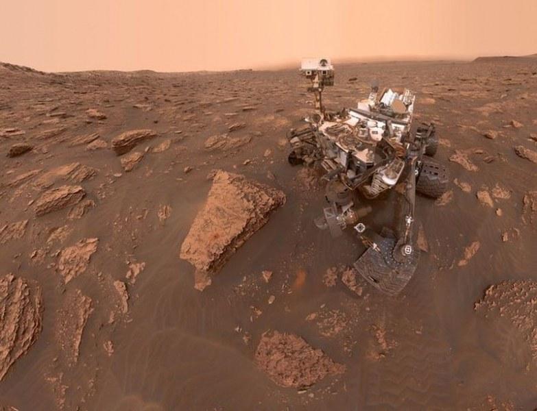 Учените се натъкнаха на интересно откритие за Марс