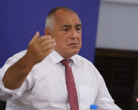 Бойко Борисов: Шокирани сме от мащабите на взрива в Бейрут, готови сме да помогнем