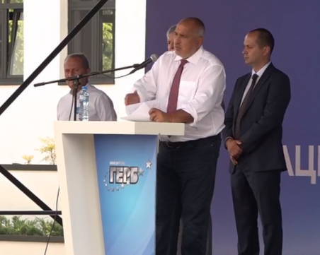 Борисов: Готов съм още днес да подам оставка, но първо ще говоря с коалиционните партньори