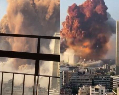 Първи версии за опустошителния взрив в Бейрут