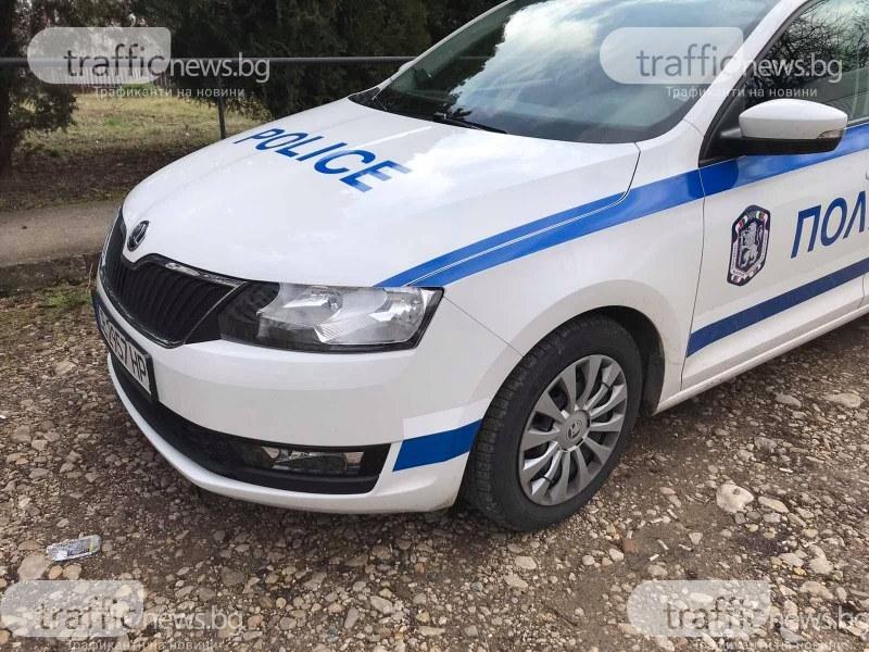 Екшън! Беглец от психиатрията в Ловеч нападна полицай, простреляха го