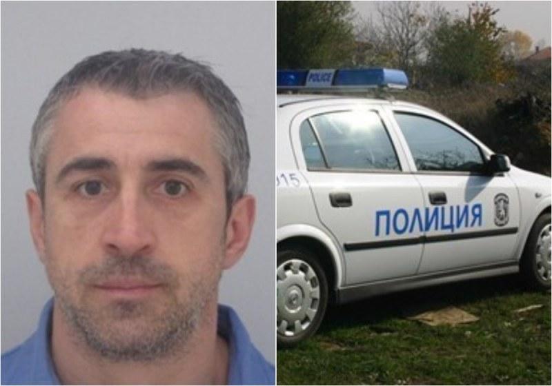 Мъж изчезна, полицията го издирва