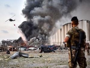 48 служители на ООН са ранени при взрива в Бейрут