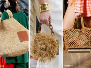 Най-красивите плетени чанти, идеални за плажа
