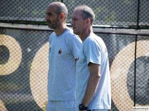 Треньор на Марица пое волейболния Локомотив