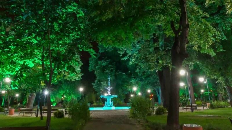 Връщат арката на Димчо Павлов в Цар Симеоновата градина