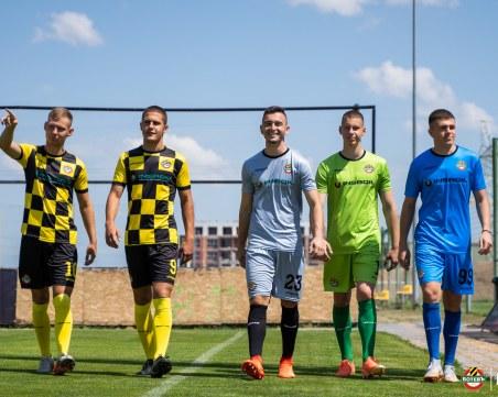 Децата на Ботев показаха новите екипи